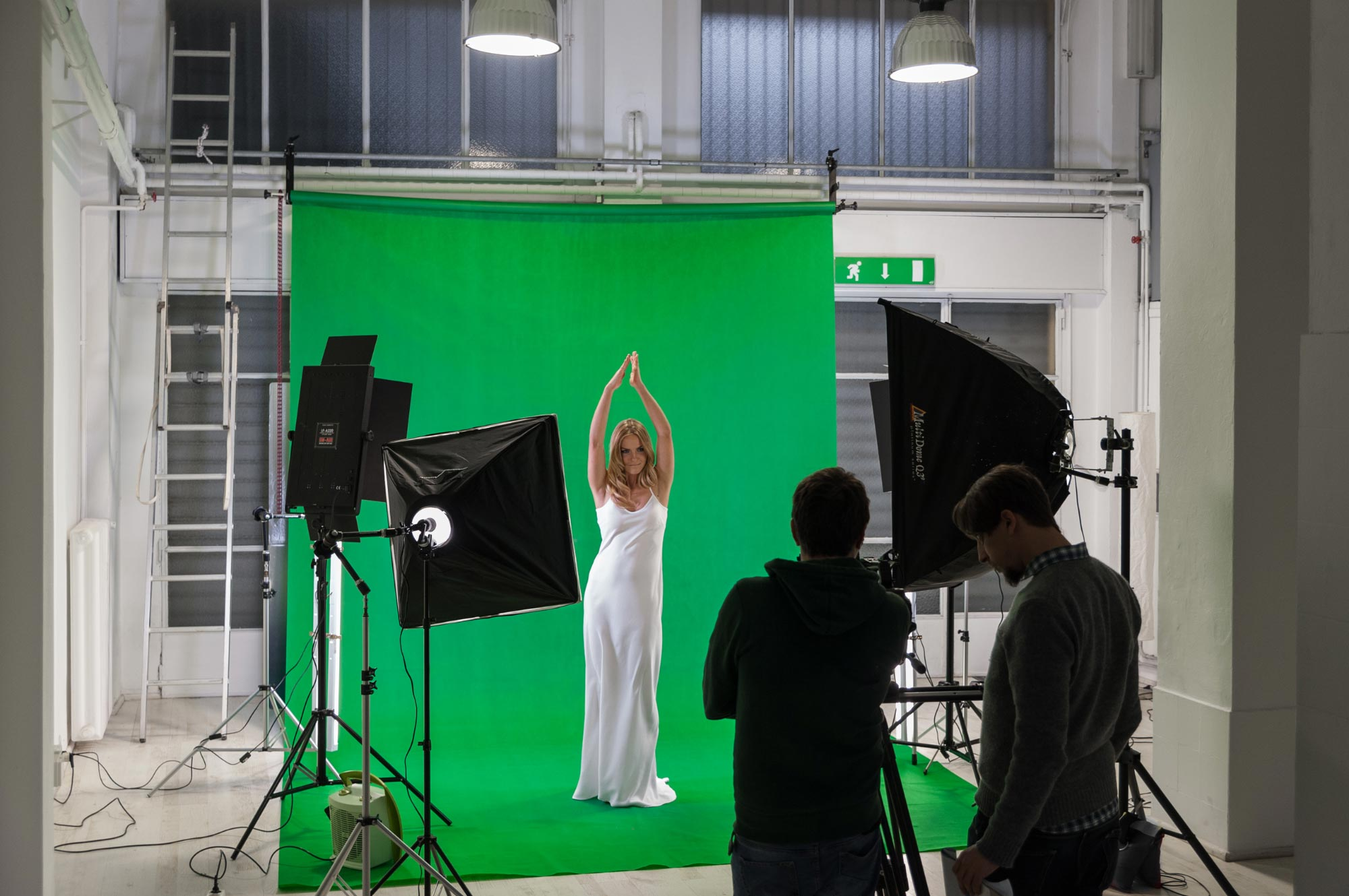 Studio video