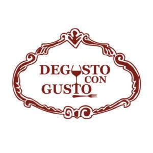 logo manifestazione Degusto con Gusto