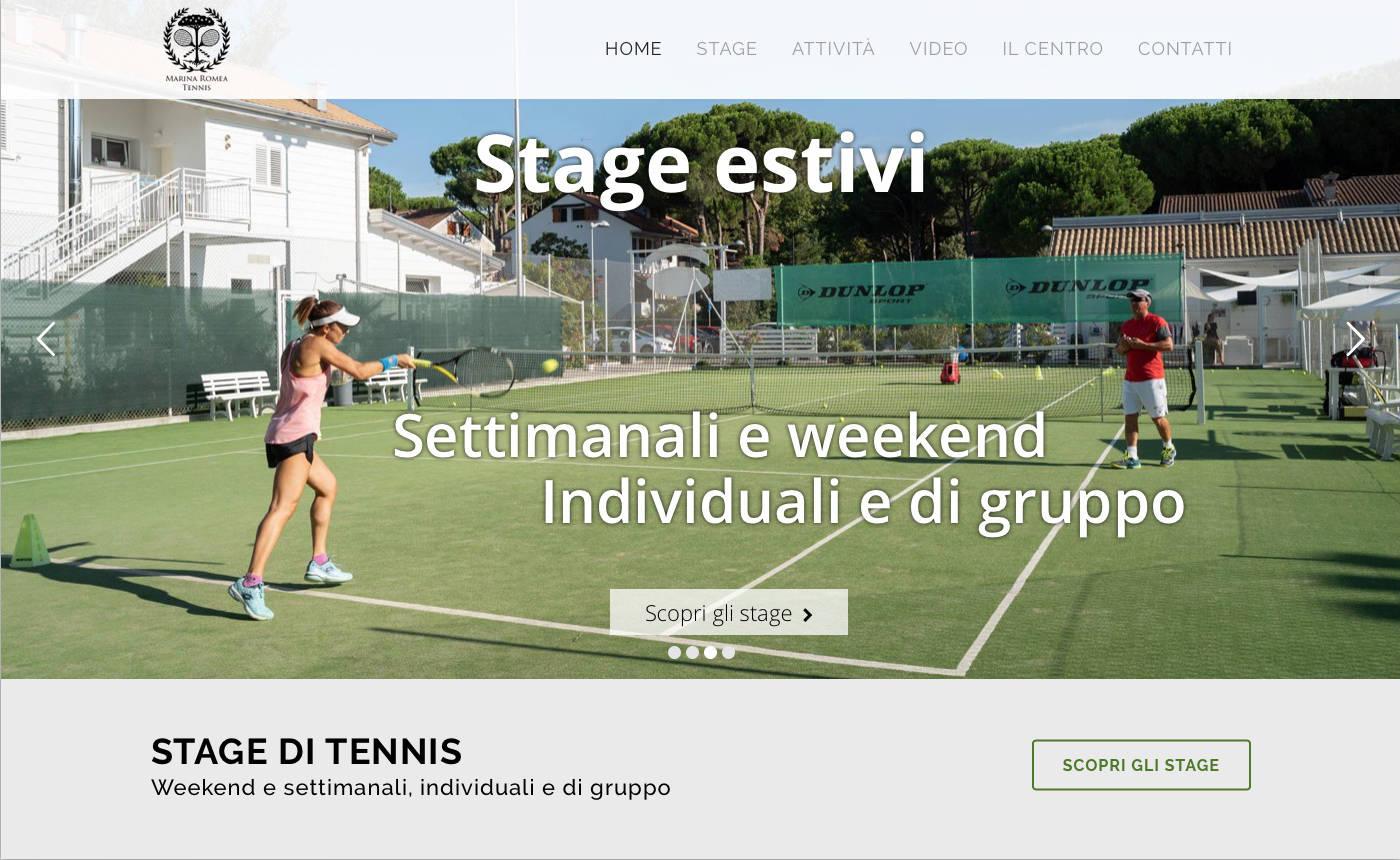 Marina Romea Tennis